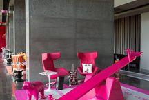 Hotel Lobby Ideas