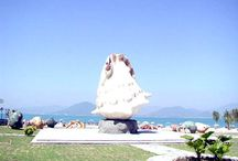 Architecture / Installations & Statues of Seashells