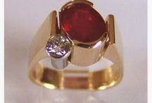 Nitestar Jewelry / We custom design and manufacture jewelry to your specifications.  We can use your gold, your stones or our own