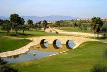 Golf Courses Spain - Costa Blanca