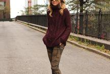 Capsule wardrobe - fall / winter
