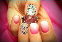 Jammin Jamberry Nails