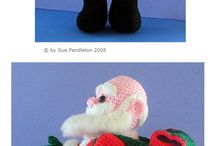 MIS GUSTOS 2 / Amigurumis y mas......crochet