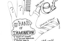 Imagination boosting / Ideas to help kids develop their imagination for creative writing or else.