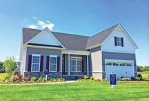 The Juliet / The Juliet plan by Capstone Homes- a Delaware new home builder. / by Capstone Homes