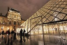 Paris la Nuit / Turn down the lights, and the real fun begins! Paris seems to get even more romantic at night.  Here's what you can find in Paris at night. / by Ottsworld Travel