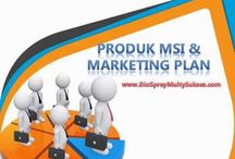 PRODUK MSI DAN MARKETING PLAN MSI - 27 Oktober 2015