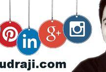 Rudraji / I am social media marketing expert and working with Rudraji.