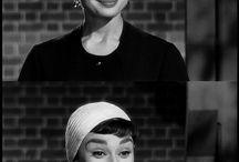 Audrey Hepburn - Sabrina