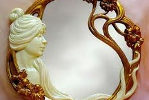 Art Nouveau  / by Loretta Cannon Proctor
