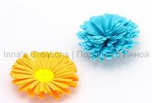 fringed flowers
