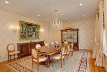 Exquisite Dining Rooms