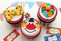 karneval muffins