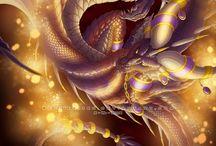 Skulptera Dragon