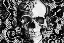 Tetování a lebky