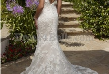 garden wedding dresses / by Audrey Dishaw