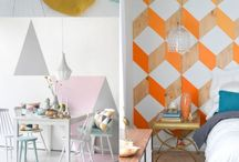 wall paper colors