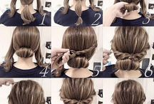 simple hairstyles