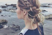 Spring & Summer hairstyles