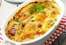 Auflauf - die besten Rezepte / Eine feuerfeste Form, ein paar köstliche Zutaten und ein heißer Ofen - so ein Auflauf ist wirklich einfach und schnell vorbereitet. Unsere besten Ideen!