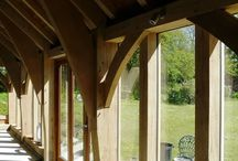 Timber Frame Window