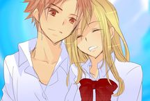 Anime Couple Pack #4