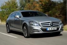 Mercedes CLS-Class Shooting Brake
