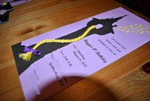 Tangled Birthday Party Inspiration / Great ideas for Tangled-theme birthday parties.  Chelsea & Savannah can take these ideas and push them a step further to completely customize your child's birthday party.