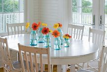 Decorating Ideas - Dining / dining spaces