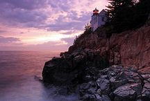 Maine, My Home / Maine is a beautiful state with gorgeous scenery. / by Shannon L. Buck - Author