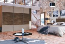 Glidor Urban Range / More images from the Urban Range of sliding bedroom doors.  See more at doorsandhandles.uk.com
