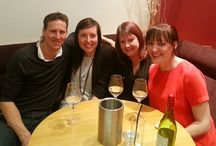 Brendan Cole comes to Raval / BBC Strictly Come Dancing star Brendan Cole dined at Raval in January 2014.