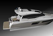 NEW 2018 - PRESTIGE 460 S / 0