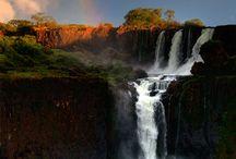 Gorgeous Waterfalls That I Love.