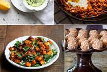 SIDES AND VEGGIES / Side Dish and Veggie Recipes
