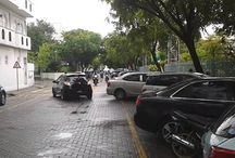 Streets and roads of Male'