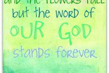Scripture/Inspiration