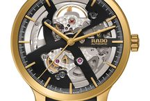 Rado Watches / Stunning Rado Watches in Ceramic and Hi-tech materials