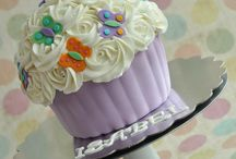 A purple butterfly birthday celebration / Arlee's turning 2! / by Laura Barnett