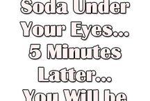soda effects