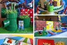 Ideas cumpleaños Felipe n°4