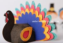 Turkeys for the kids / by Amye Pederson