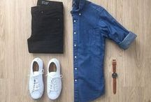simple men style