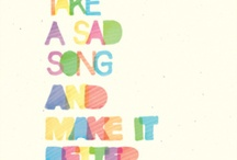 Take a Sad song and make it better