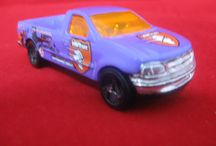 The Diecast Garage / This board showcases the diecast cars and trucks I sell on Bonanza and eBid, from brands like Hot Wheels, Matchbox, and others.
