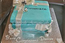 My Tiffany Cakes /  Torta Tiffany Wesh ArtsLab  Messina- Torre Faro  tiffany cakes anche questa ...con la ns crema al limone !!!!! un successone!
