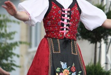 Traditional European Folk Costumes