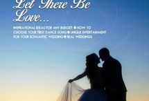 Warble Wedding Entertainment Magazine
