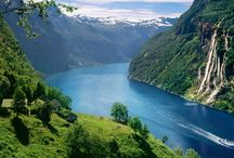 Норвегия / Туристические объекты природного и архитектурного значения