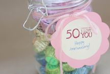 Anniversary ideas / by Britney Ledet Breaux